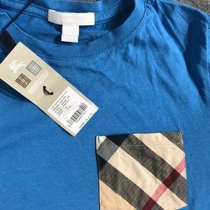 Boys 8Y Burberry T-Shirt